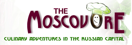 The Moscovore Logo