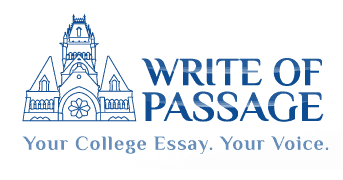 Write of Passage logo