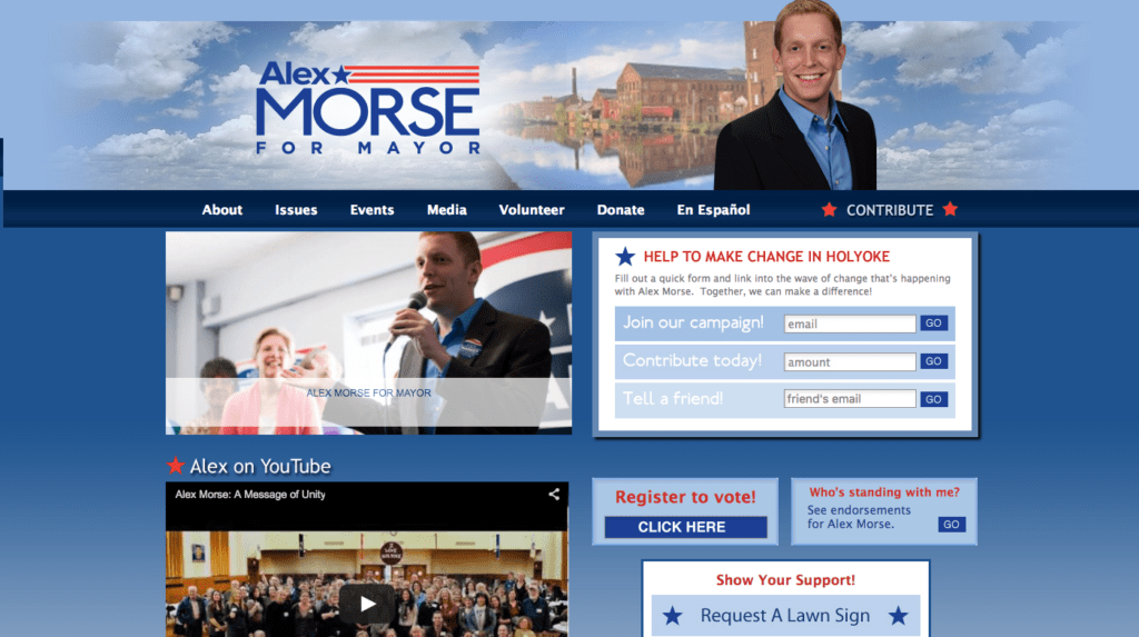 morse for mayor