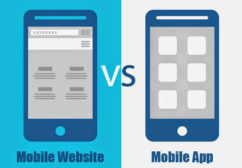 MOBILE SITE OR MOBILE APP