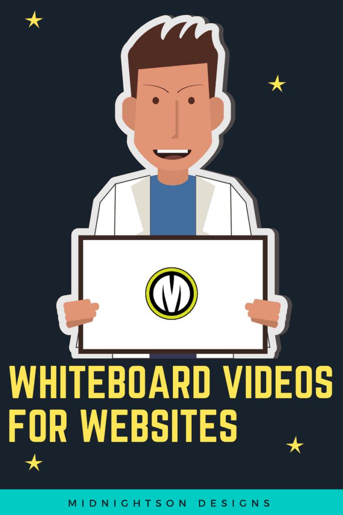 WHITEBOARD VIDEOS FOR WEBSITES