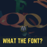 SNEAKY TRICKS TO FONTS IDENIFICATION